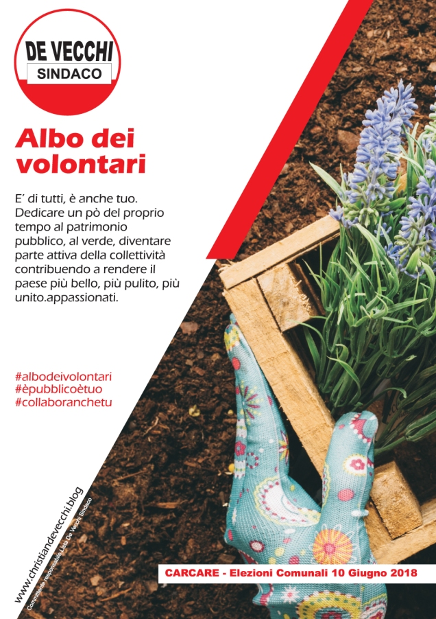 ALBO-VOLONTARI